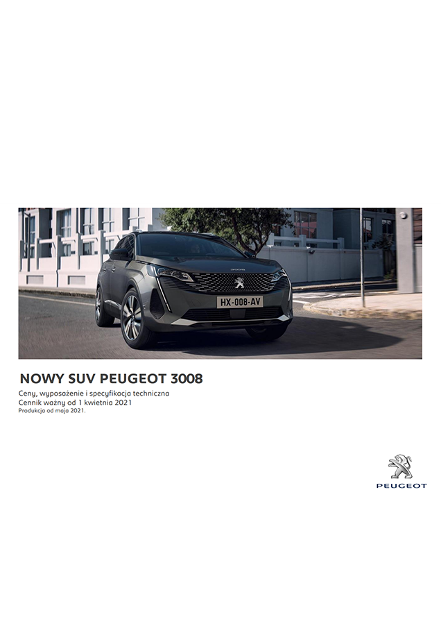nowy suv peugeot 3008-ready